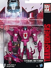 TF Titans Return DX MISFIRE