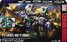 TF Titans Return TRYPTICON (7月予約)